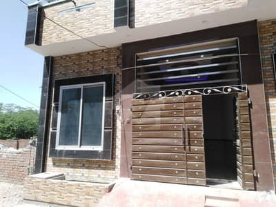 2.65 Marla House For Sale Double Story Rafi Park