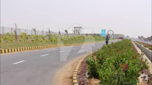Chance Deal, Sector 2-c, 300 Yds Dha City Karachi Plot