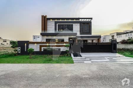Full Basement With Home Theater  7 Bed 1 Kanal Bungalow For Sale