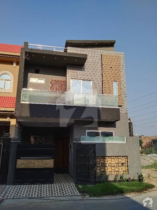3 Marla Double Storey House For Sale In Bismillah Housing Society
