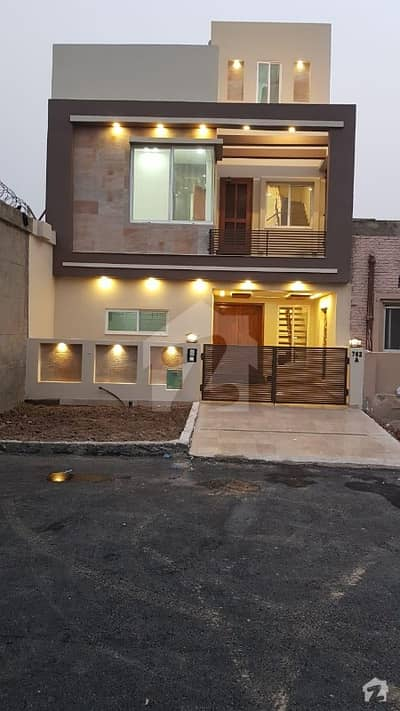 4.5 Marla Brand New Immaculate House For Sale In Safari Villas Bahria Town Lahore