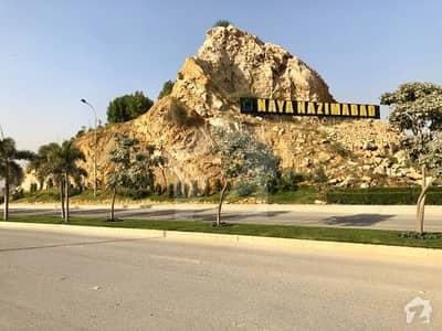 Block D Naya Nazimabad  120  Sq. Yard Green Belt Facing  Near 100ft Road Pair Also Available
