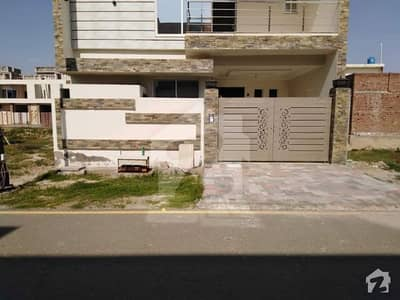 5 Marla Complete House Is Available For Rent In Eden Orchard
