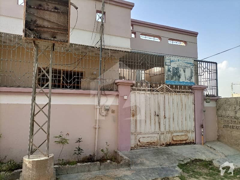 1080  Square Feet House Is Available For Sale In Gadap Town