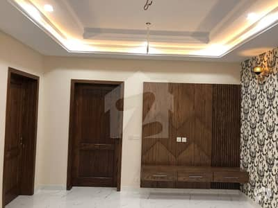 10 Marla Brand New First Entry Upper Portion For Rent Available Garden Housing Society Lahore