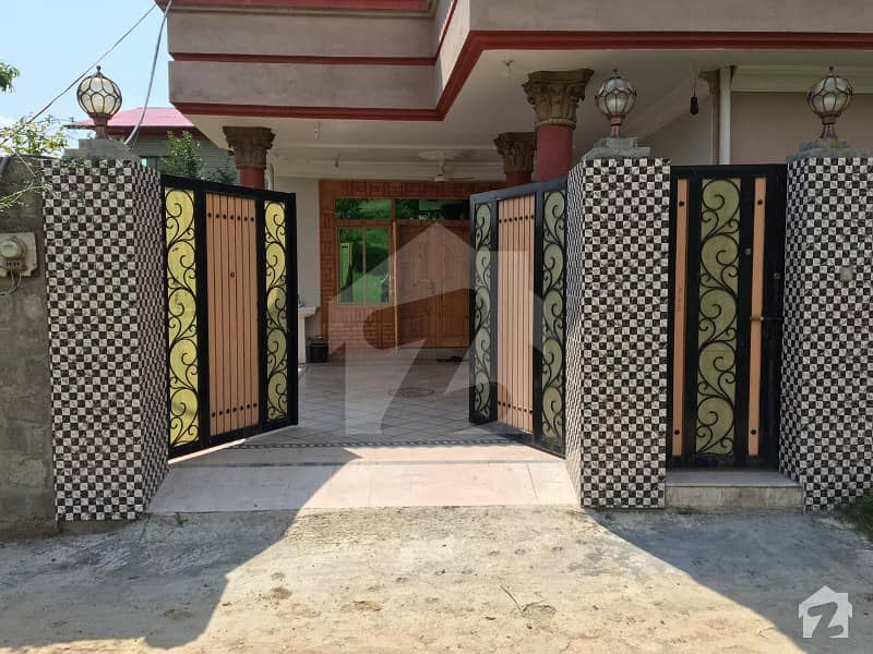 2250  Square Feet House Is Available In Ghazikot Township