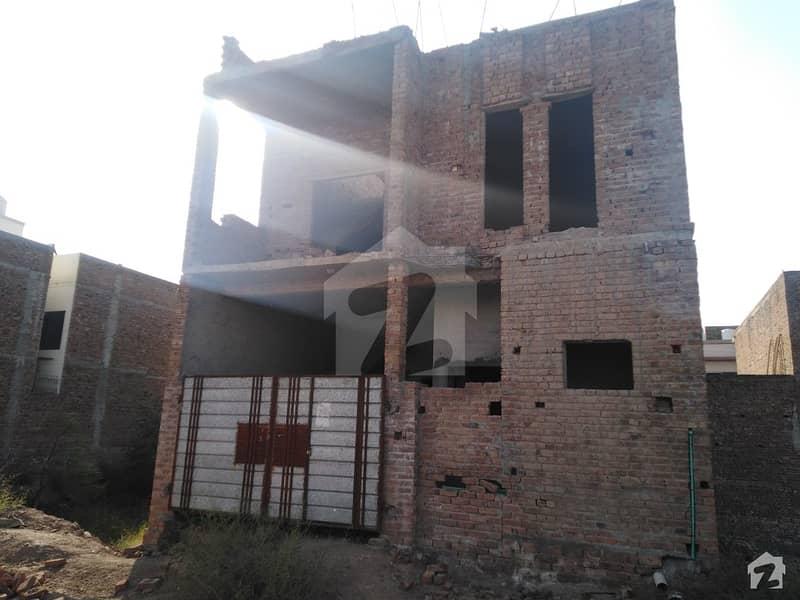 Buy A Centrally Located 4 Marla House In Khayaban-e-Naveed