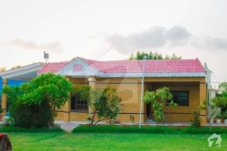 Bin Qasim Town 9680  Square Feet Farm House Up For Rent