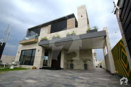 One Kanal Brand New Modern Luxurious Bungalow For Sale at DHA Lahor
