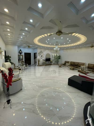 1 Kanal Brand New Luxury House For Sale In Canal Gardens Lahore.