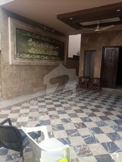 3600  Square Feet House In Pcsir Housing Scheme For Sale At Good Location