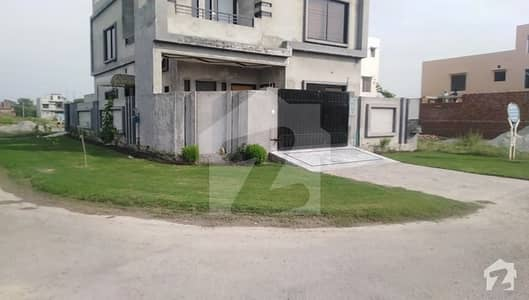 10 Marla Brand New Double Storey House For Sale Block D