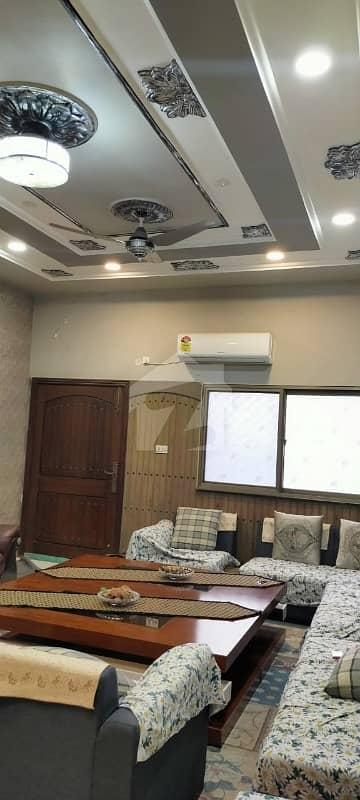 6 Marla Brand New House For Rent In Hassan Block Khayaban Gardens