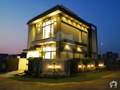 6 Marla Corner Super Luxury House For Sale In Dha Phase 9 Hot Location.