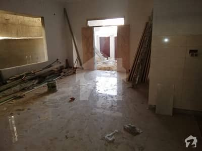 Gulshan E Iqbal 240 Sq Yard Brand New Ground Floor Portion Is Available For Sale