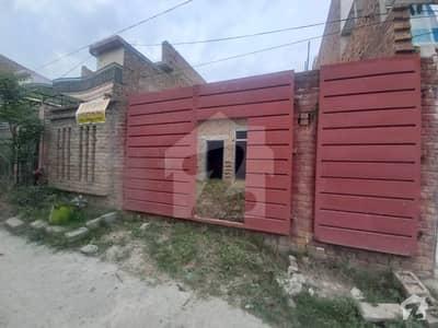 5 Marla Single Storey Structure In Ali Villas For Sale