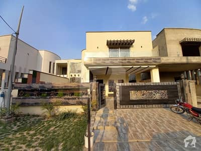 13 Marla Brand New House For Sale In Divine Gardens Block A New Airport Road Lahore