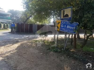 جوہر ٹاؤن فیز 1 - بلاک جی1 جوہر ٹاؤن فیز 1 جوہر ٹاؤن لاہور میں 2 کنال کمرشل پلاٹ 36 کروڑ میں برائے فروخت۔