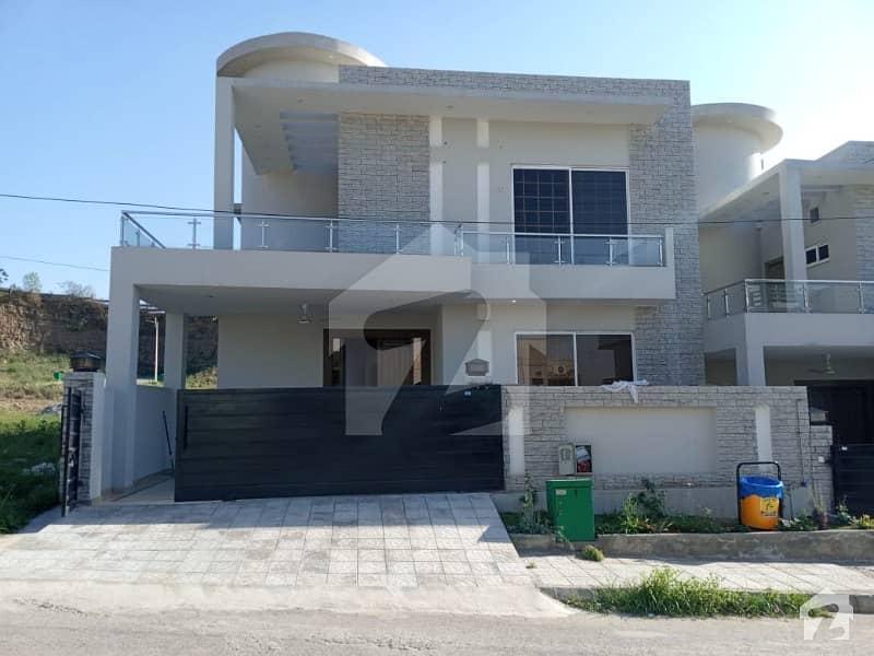 10 Marla House For Sale In Zaraj Housing Society, Sector C.
