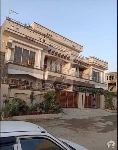 لہتاراڑ روڈ اسلام آباد میں 6 کمروں کا 8 مرلہ مکان 1.3 کروڑ میں برائے فروخت۔