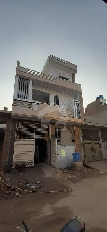 سرگودھا - سلاں والی روڈ سرگودھا میں 3 کمروں کا 3 مرلہ مکان 72 لاکھ میں برائے فروخت۔