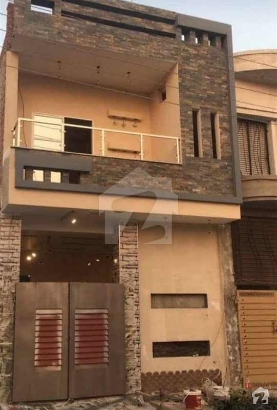 3 Marla House Double Storey New House Near Sabina Town Sheikhupura Road