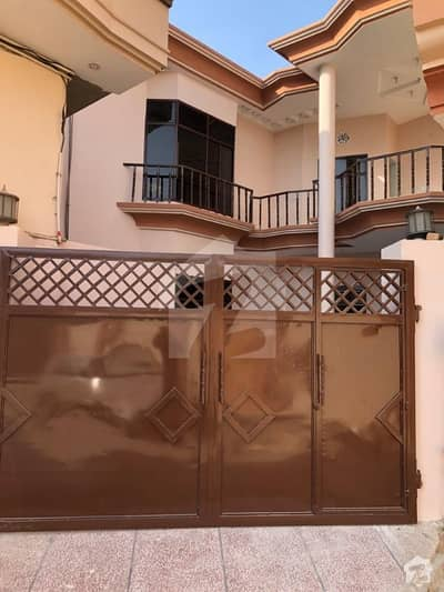 8.5 Marla Corner Double Storey House For Sale