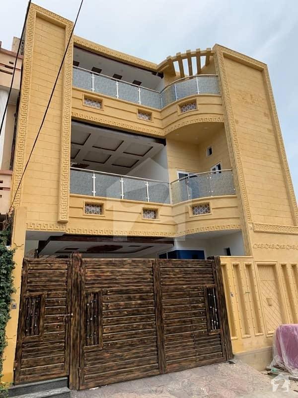 7 Marla New Fresh Luxury Double Storey House For Sale On Warsak Road Executive Lodges