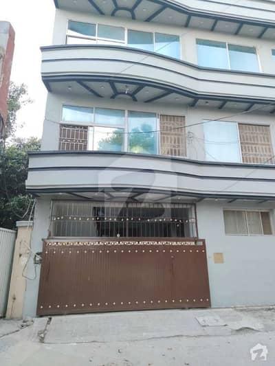 کہکشاں کالونی اڈیالہ روڈ راولپنڈی میں 9 کمروں کا 5 مرلہ مکان 1.49 کروڑ میں برائے فروخت۔