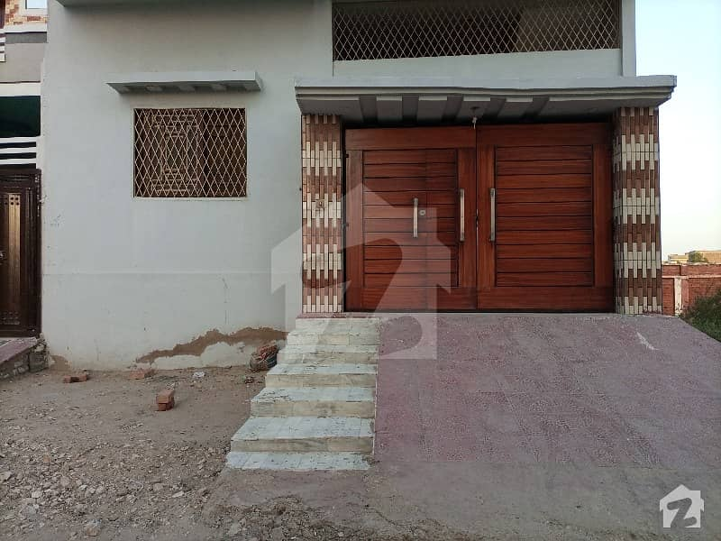 120 Sq Yards New Single Story Banglow Available For Sale