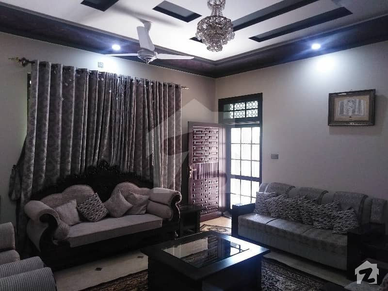 7 Marla Triple Storey Beautiful And Solid House For Sale