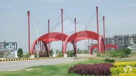 4th Plot File For Sale In Gulberg Residencia Islamabad