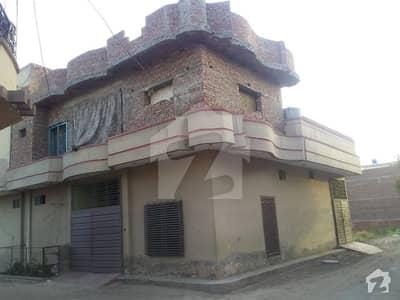نیوغلہ منڈی خانپور میں 4 کمروں کا 5 مرلہ مکان 50 لاکھ میں برائے فروخت۔