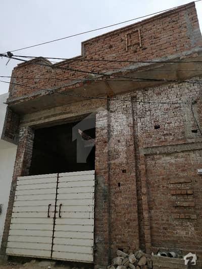 ستارہ کالونی فیصل آباد میں 2 کمروں کا 4 مرلہ مکان 45 لاکھ میں برائے فروخت۔