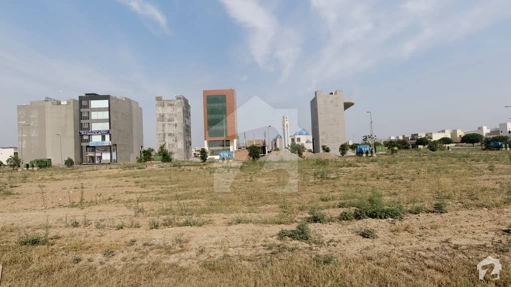 8 Marla Commercial Plot D - 13 For Sale In Dha Lahore Phase 6