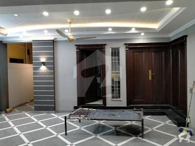 10 Marla Brand New House Is Available For Sale In Tariq Gardens