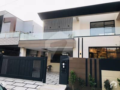 13 Marla Brand New Spanish House With Basement Ideal Location Of Dha Phase 8 Block N