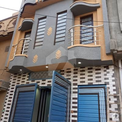 2.5 Marla Fresh Home For Sale New With 3 Room