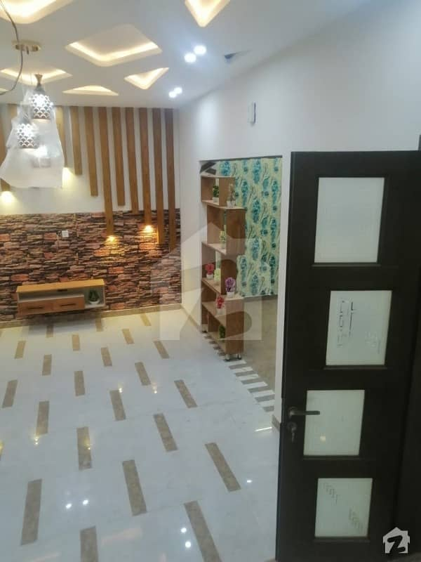5 Marla Brand New House For Sale In Model City 1 Canal Road