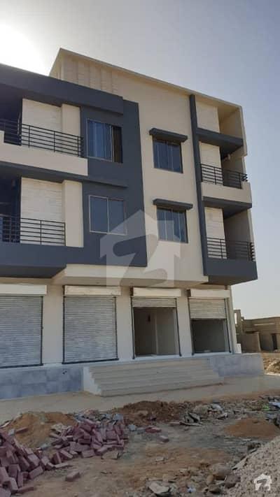 سُپر ہائی وے کراچی میں 1 کمرے کا 2 مرلہ فلیٹ 35 لاکھ میں برائے فروخت۔