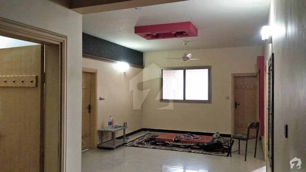 1600 Sq Feet Available Flat For Sale At Unit No 7 Latifabad Hyderabad