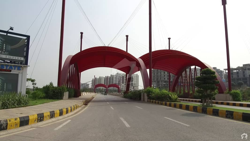 Gulberg Islamabad Commercial Plot For Sale