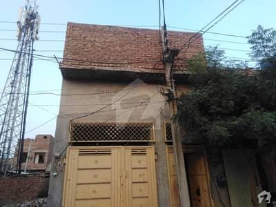 سیف آباد فیصل آباد میں 3 مرلہ مکان 26 لاکھ میں برائے فروخت۔