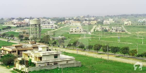 12 Marla Plot With Extra Land In Paf Fazaia Housing Tarnol Islamabad