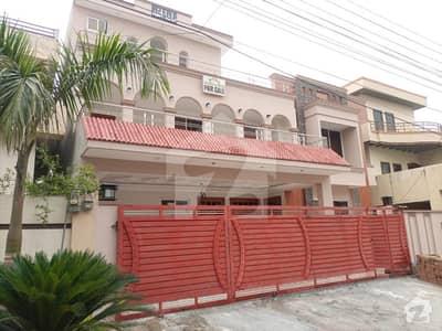Brand New 1 Kanal  House For Sale In Soan Garden Islamabad