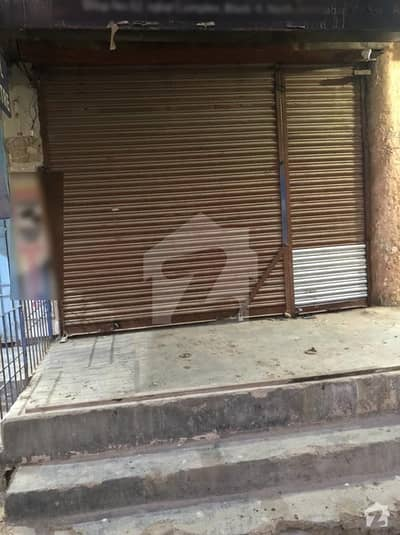 نارتھ ناظم آباد ۔ بلاک کے نارتھ ناظم آباد کراچی میں 1 مرلہ دکان 36 لاکھ میں برائے فروخت۔