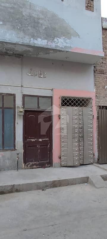 مظفر کالونی فیصل آباد میں 3 کمروں کا 3 مرلہ مکان 40 لاکھ میں برائے فروخت۔