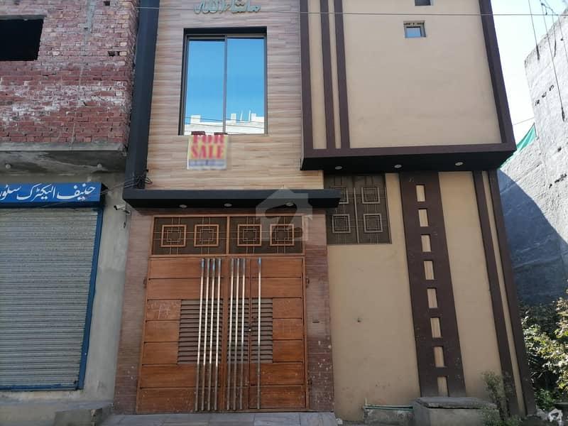4 Marla House In Sajid Garden Best Option
