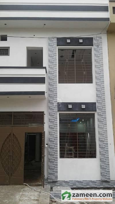 3. 25 Marla House  For Sale