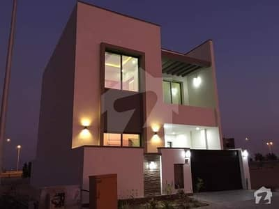 125 Yards Luxury Villas Are Now Available On Very Easy Monthly Installments In Precinct 14 Bahria Town Karachi